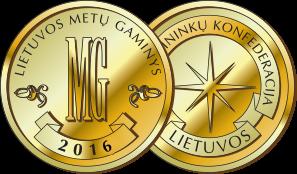 Lietuvos metu gaminys – 2016