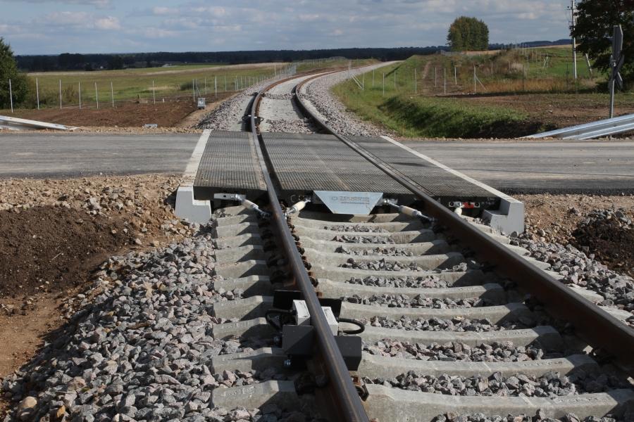 Repair of railway lines 5