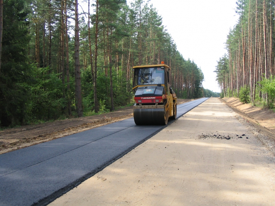 Building and repair of roads and streets 3