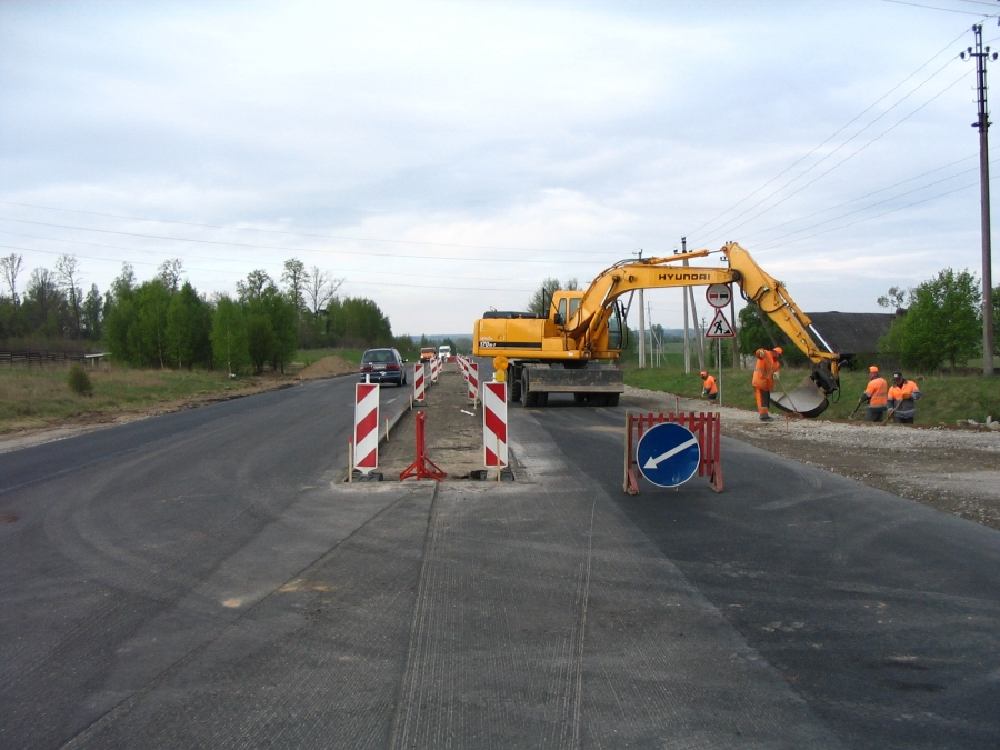 Building and repair of roads and streets 12