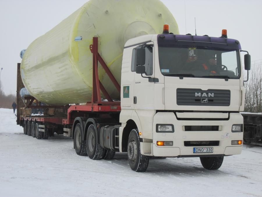 Перевоз крупногабаритных грузов 3
