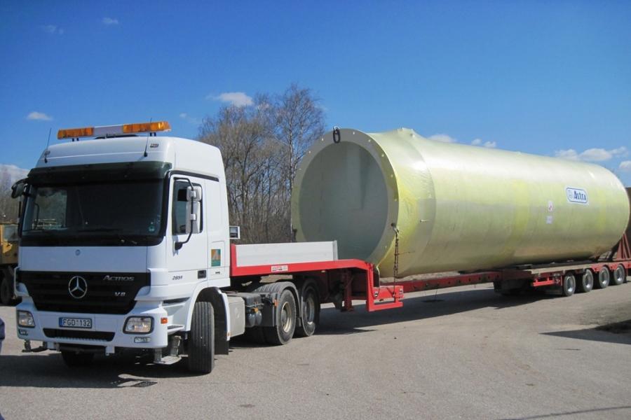 Перевоз крупногабаритных грузов 2