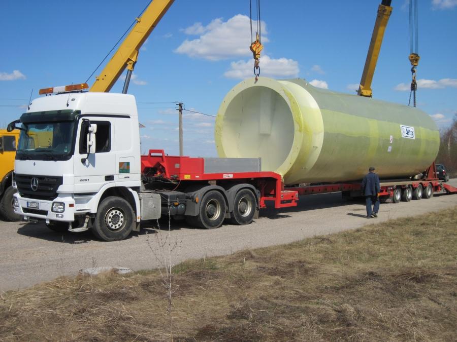 Перевоз крупногабаритных грузов 1