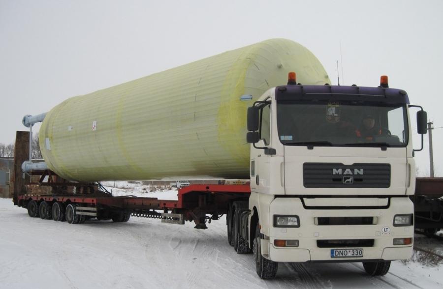 Перевоз крупногабаритных грузов 4