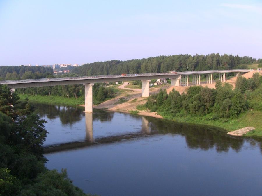 Tiltų bei viadukų statyba ir remontas 7
