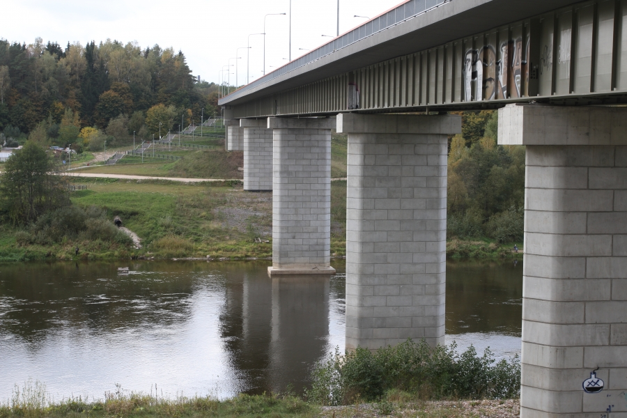 Tiltų bei viadukų statyba ir remontas 2