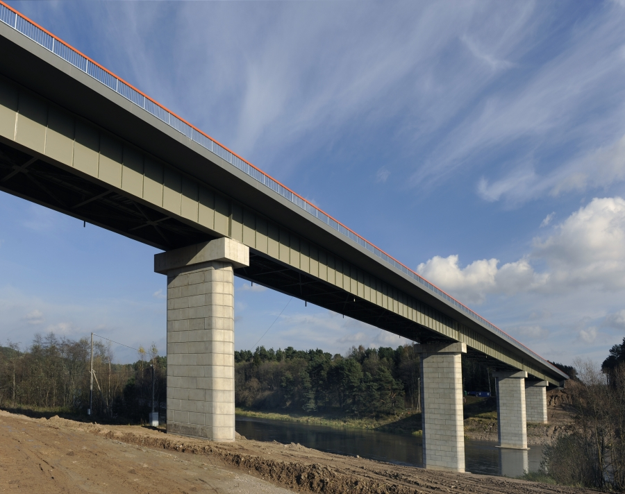 Construction and repair of bridges and viaducts 10