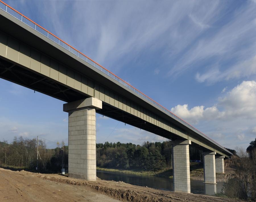 Tiltų bei viadukų statyba ir remontas 10
