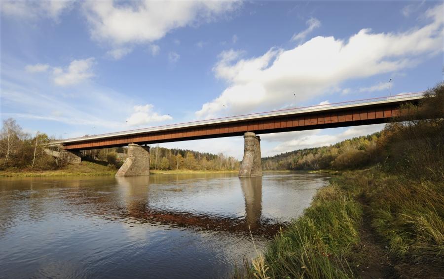 Tiltų bei viadukų statyba ir remontas 11