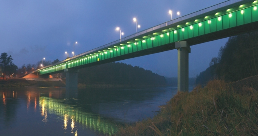 Tiltų bei viadukų statyba ir remontas 13