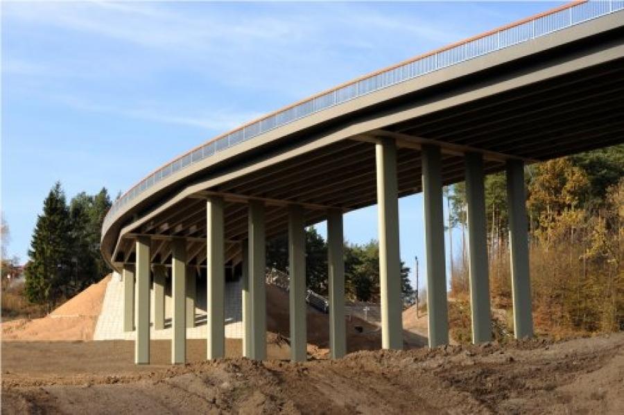 Tiltų bei viadukų statyba ir remontas 6