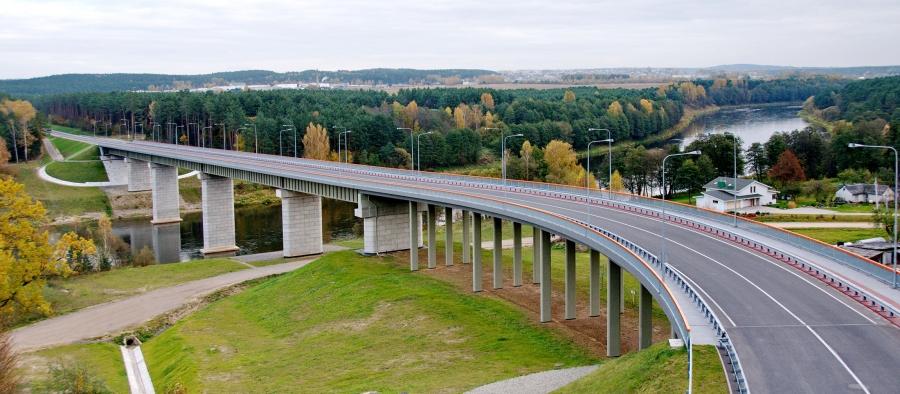 Tiltų bei viadukų statyba ir remontas 1