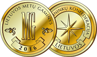 Lithuanian Product of the Year 2016